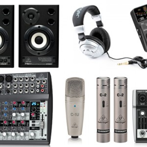 Behringer Products at Inta Audio