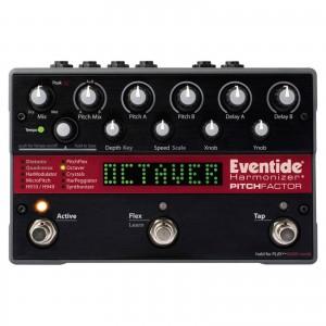 PitchFactor Guitar Stomp Box