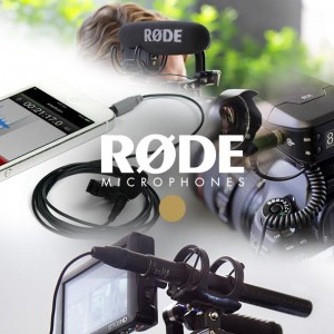 View our range of Rode