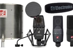 SE Electronics Range
