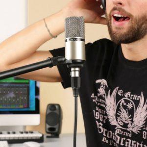iRig Mic Studio XLR Condenser Microphone