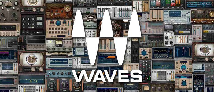 Waves: Plugins for Mixing, Mastering and Recording | Inta Audio