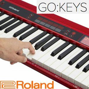 Go:Keys 61 Key Bluetooth Enabled Keyboard