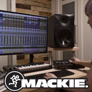 Mackie MR Series Powered Studio Monitors