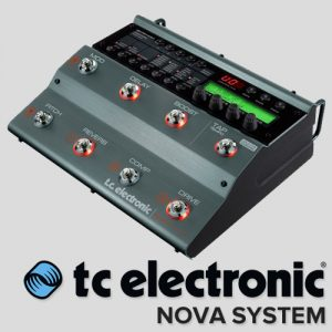Nova System Effects Pedal