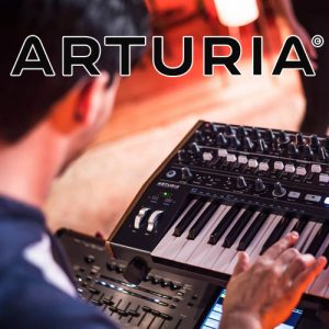 Minibrute 2 and MiniBrute 2S Synthesisers from Arturia