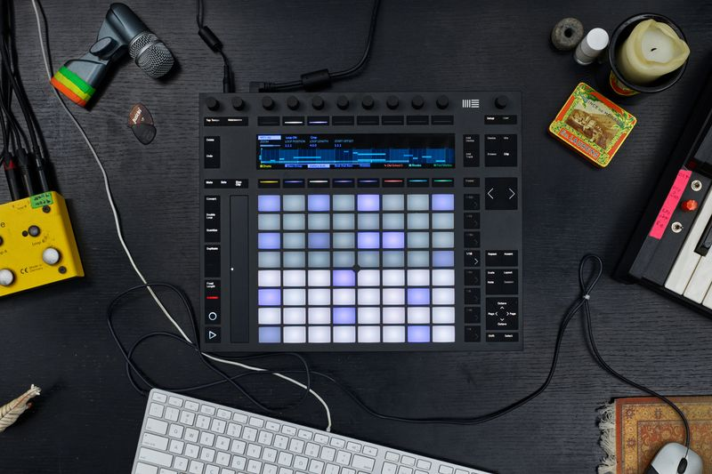 Inta Audio: Now an Authorised Dealer of Ableton Live   Inta