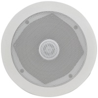 "Adastra 13cm (5.25"") 8ohm Ceiling Speaker with Directional Tweeter"