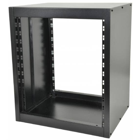 "19"" Floor Equipment Rack 8U (568mm)"