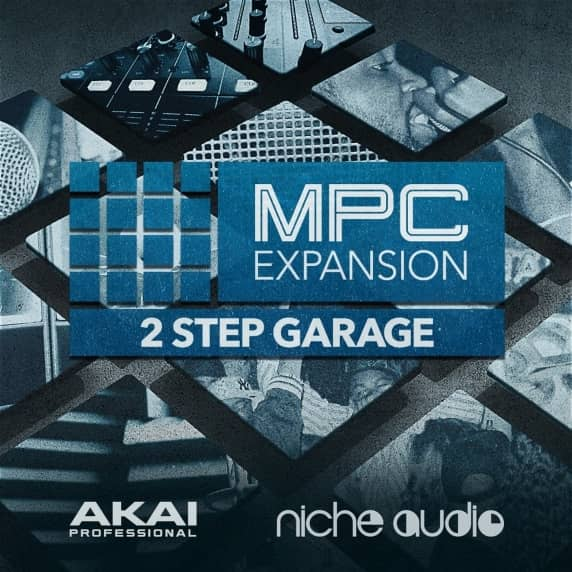 2 Step Garage – Expansion for AKAI MPC (Serial Download)