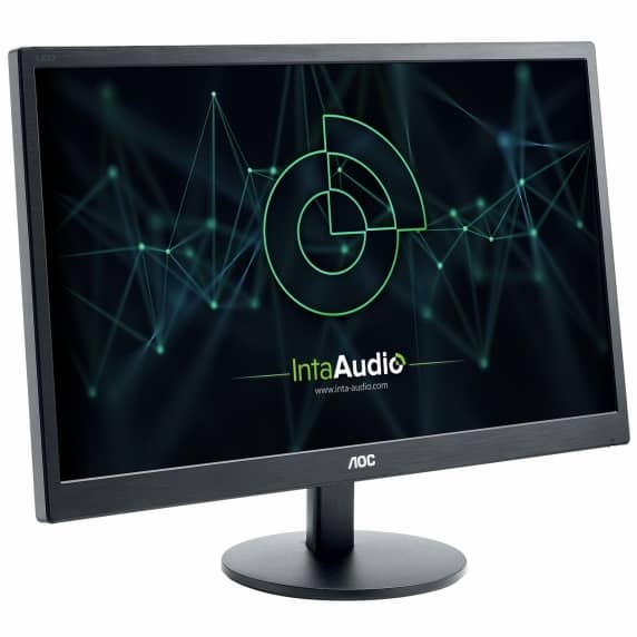 21.5 Inch Widescreen TFT Monitor - DVI