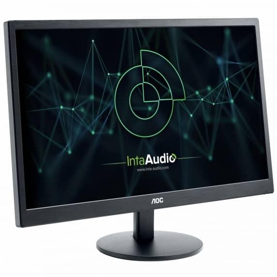 23.6 Inch Widescreen TFT Monitor - DVI