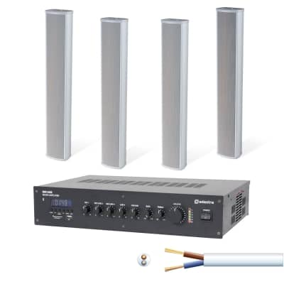 4 Speaker Music System For Churches Mosques And Temples