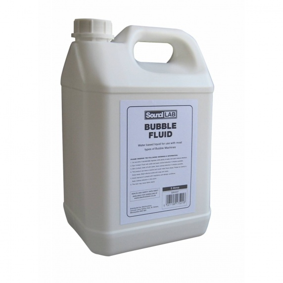 5 Litre Bubble Fluid