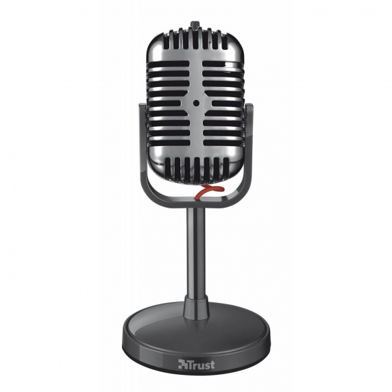 50s Style PC Microphone with 3.5mm Mini Jack