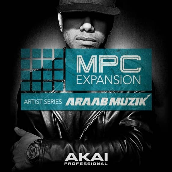 AarabMUZIK – Expansion for AKAI MPC (Serial Download)