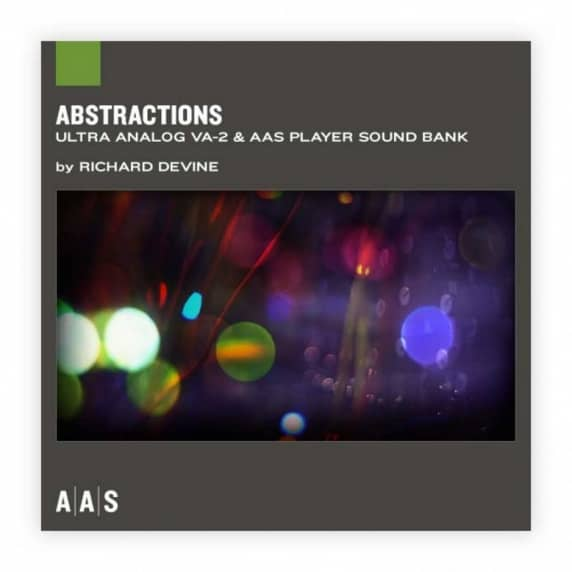 AAS Abstractions Ultra Analog VA-2 Sound Bank (Serial Download)