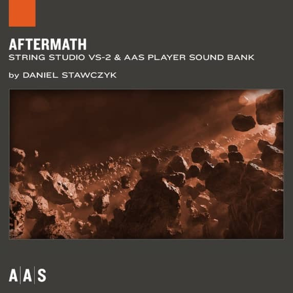 AAS Aftermath - Sound bank for String Studio VS-2 (Serial Download)