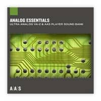 Applied Acoustic Systems AAS - Analog Essentials Sound bank for Ultra Analog VA-2 (Serial Download)