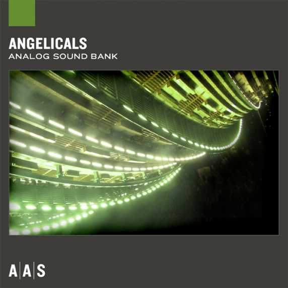 AAS - Angelicals Sound bank for Ultra Analog VA-2(Serial Download)