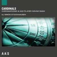 Applied Acoustic Systems AAS - Cardinals Sound bank for Chromaphone 2 (Serial Download)