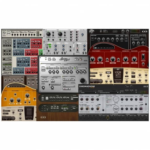 AAS Modeling Collection Bundle (Serial Download)