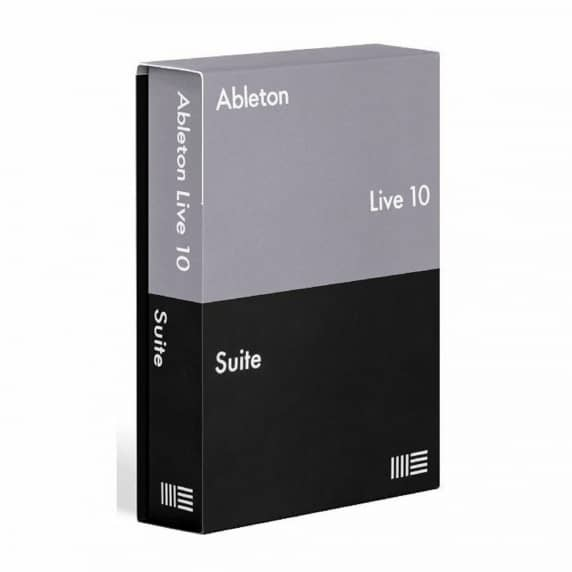 Ableton Live 10.1 Suite Upgrade From Live 7-9 Suite (Serial Download)