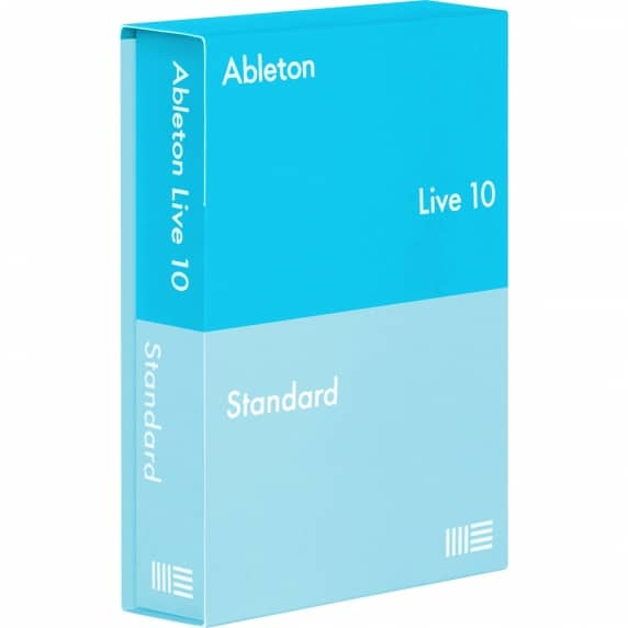 Ableton Live 10 Standard (Serial Download)