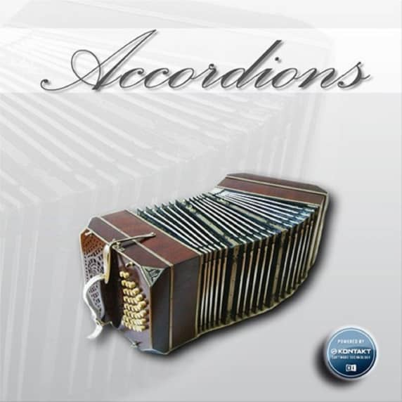 Accordians - Accordion Sample Library (Serial Download)