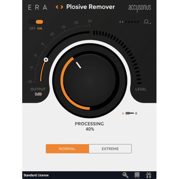 Accusonus ERA Plosive Remover (Serial Download)