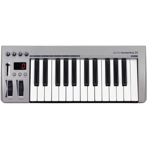 Acorn Masterkey 25 MIDI Keyboard Controller