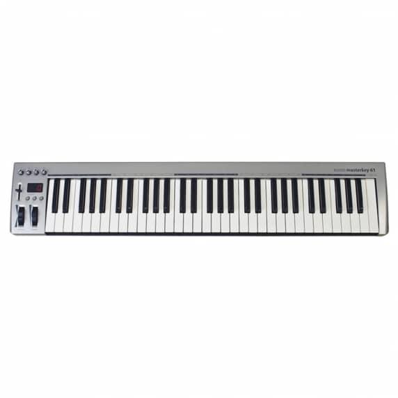 Acorn Masterkey 61 USB MIDI Keyboard Controller