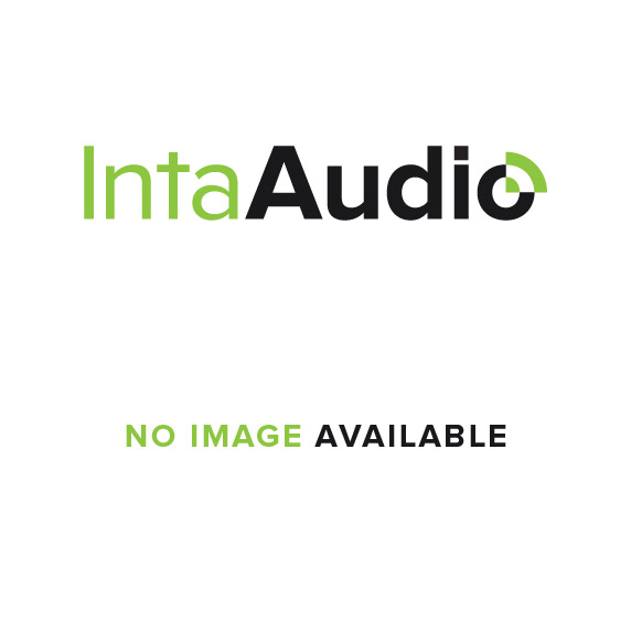 "Adam Audio A3X 4"" Active Studio Monitors Pair With Isolation Pads Bundle"