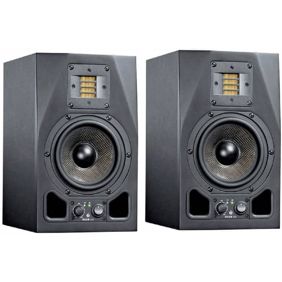 Adam Audio A5X Active Studio Monitors (PAIR)