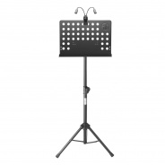 Adam Hall - SMS17SET1 - Music Stand with LED Light