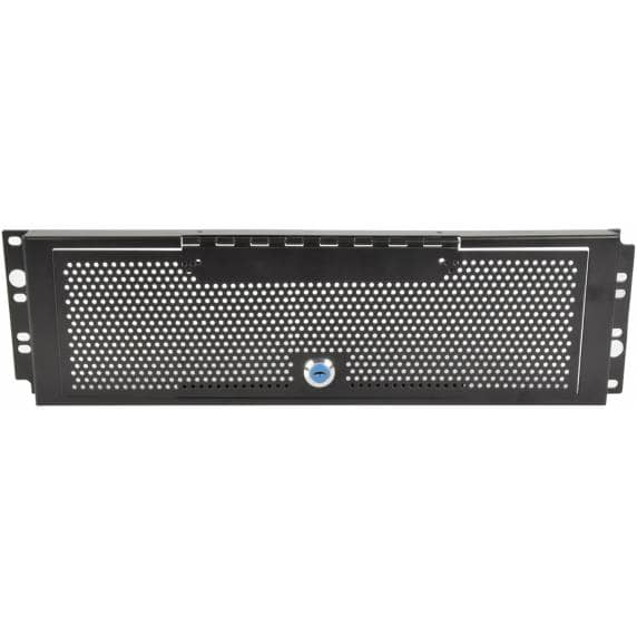 Adastra 3U Rack Security Mesh Plate
