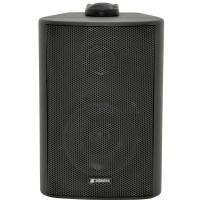 "Adastra BC4V-B 4"" 35W 100V Line Black Wall Speaker"