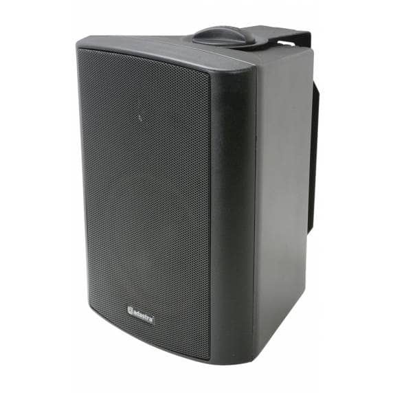 "Adastra BC5V-B 5.25"" 100V Wall Speaker 45Wrms , Black"