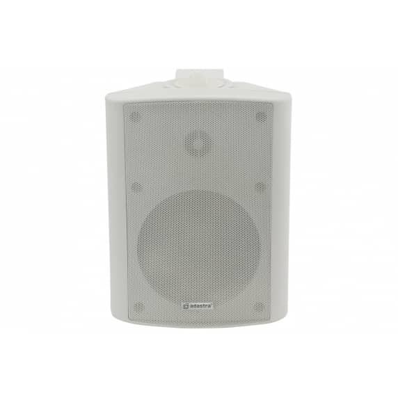 "Adastra BC5V-W 5.25"" 45W 100V Line White Wall Speaker"