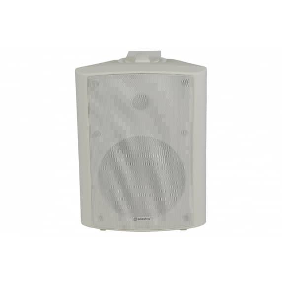 "Adastra BC6V-W 6.5"" 60W 100V Line White Wall Speaker"