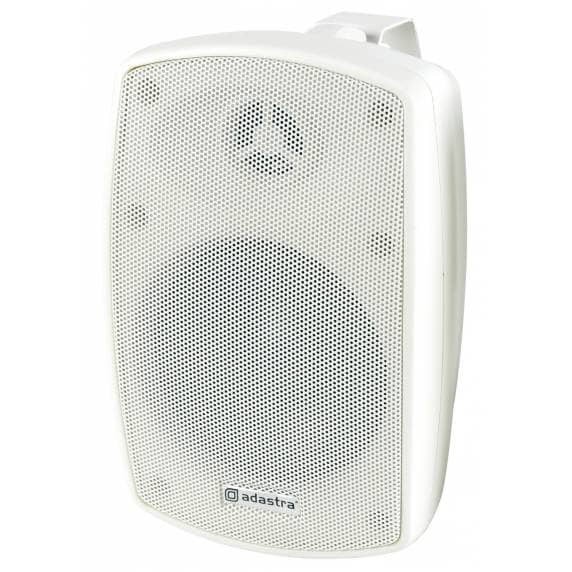 Adastra BH4V-W Background Music Speaker, 100V/16 Ohms, IP44 Rated