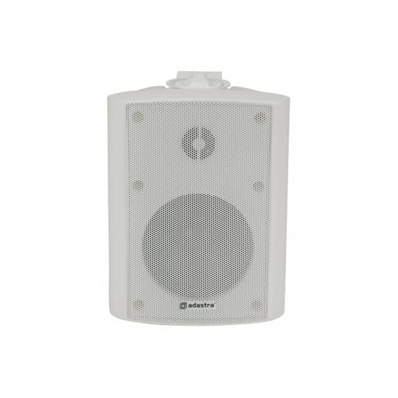 "Adastra BP4V-W Compact Outdoor Wall Speaker - 4"" 100V Line"