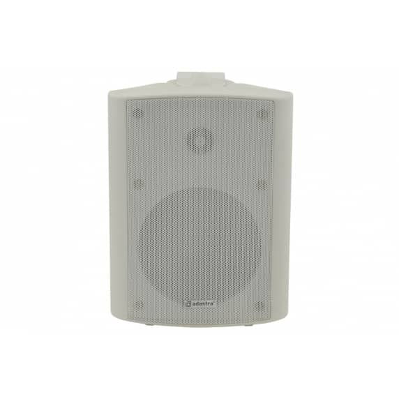 "Adastra BP5V-W 100V 5.25"" Weatherproof Speaker White"