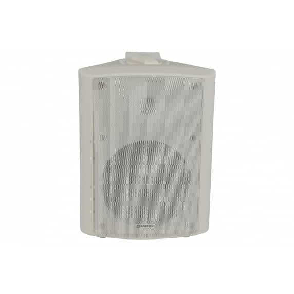 "Adastra BP6V-W 40W 100V 6.5"" Weatherproof Wall Speaker - White"