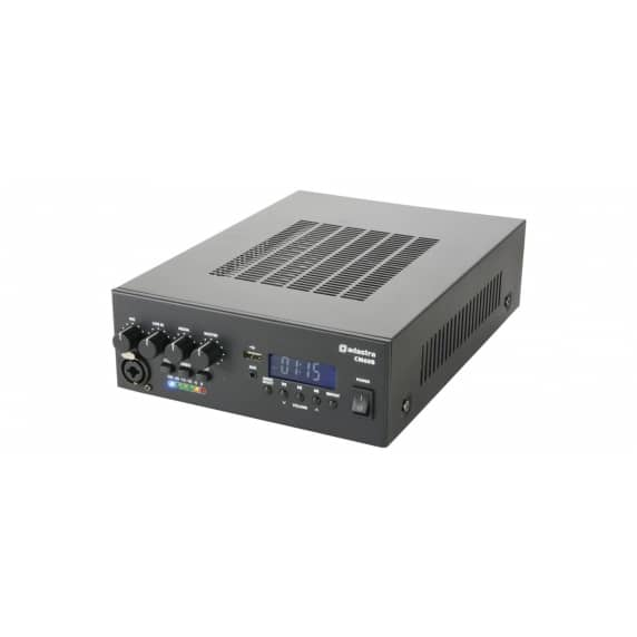 Adastra CM60B 60W 100V Line Mixer Amplifier with Bluetooth