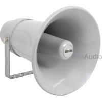 Adastra Heavy Duty Round Horn Speaker, 100V Line, 25W