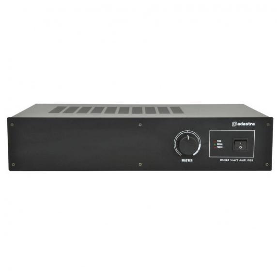Adastra RS360 360W Slave Amplifier 100V