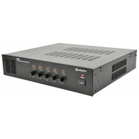 Adastra RS605 300w 100v 5 Zone 100V Line Amplifier