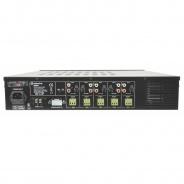 Adastra RS605 300w 100v 5 Zone 100V Line Amplifier