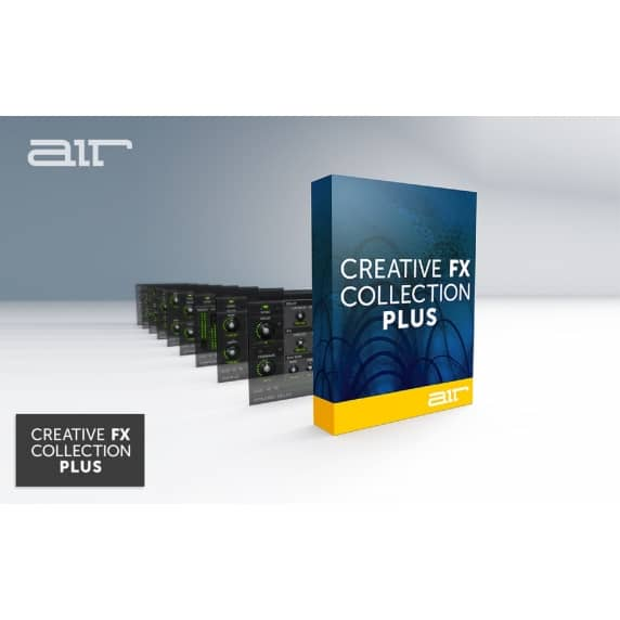 AIR Creative FX Collection PLUS (Serial Download)